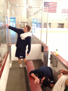 Grant Cleaning Rink